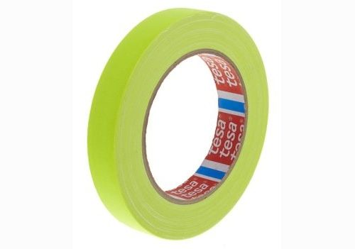 Giallo Fluo 25mm x 25mt